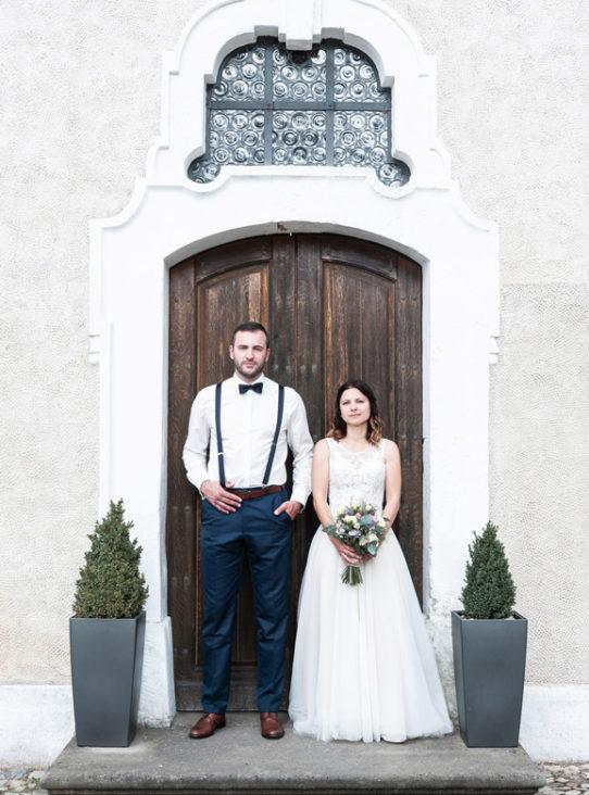 Hochzeitsfotografie Oberpfalz Romantische Sommerhochzeit